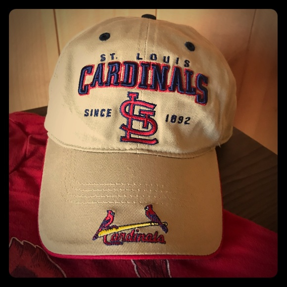 MLB Other - MLB St Louis Cardinals Since 1892 Ball Cap